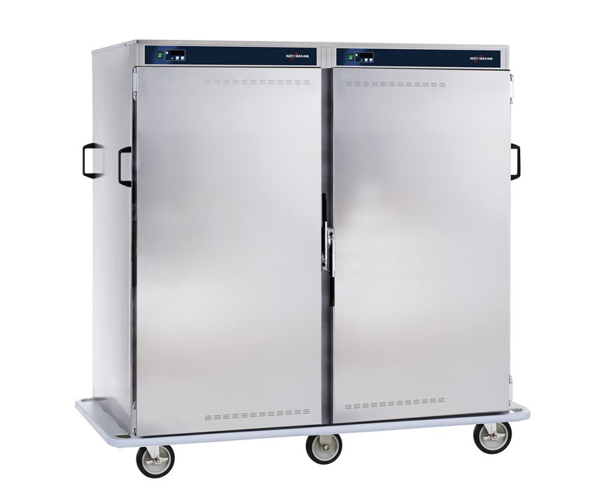 1000-BQ2-192 Halo Heat Mobile Banquet Cart