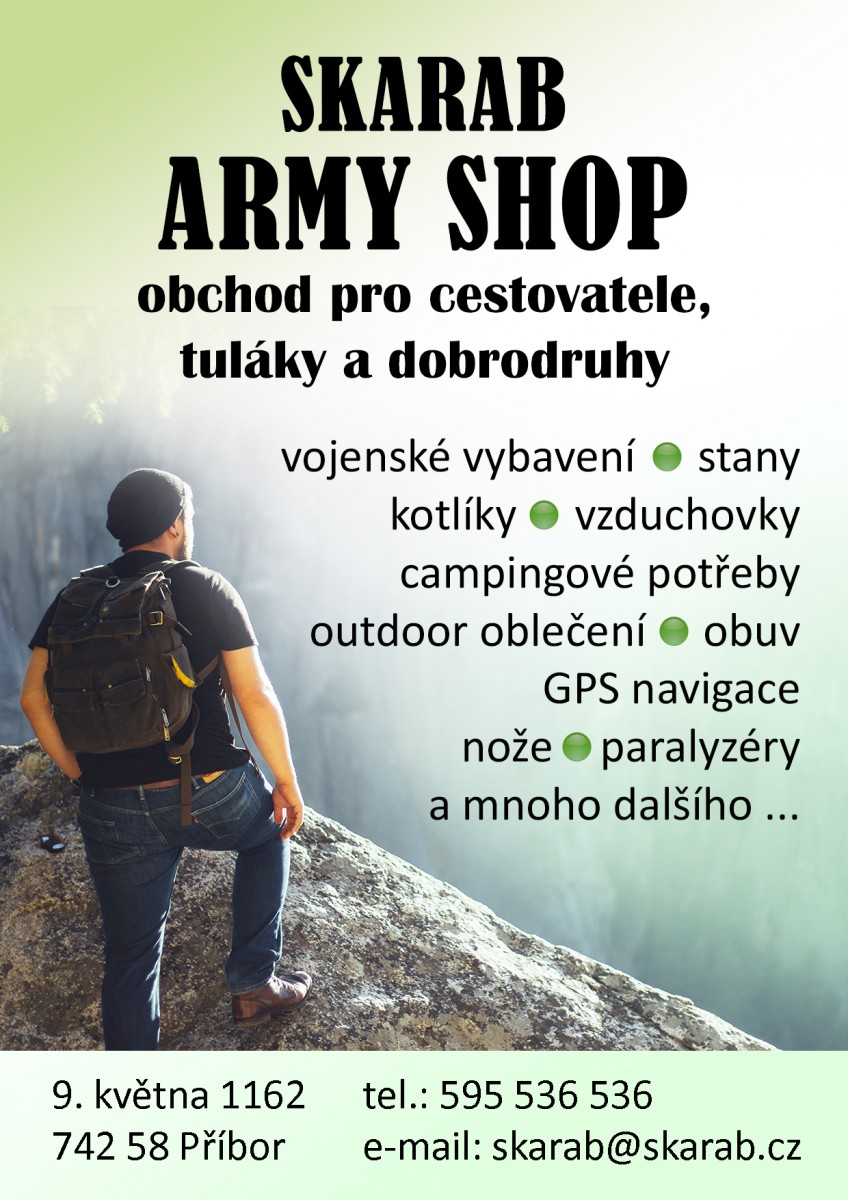 ARMY SHOP SKARAB