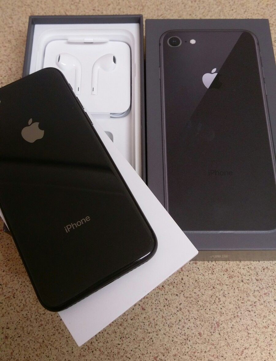 Apple iPhone 8 64GB €480/iPhone 8 Plus 64GB..€570/iPhone 7 32GB..€340