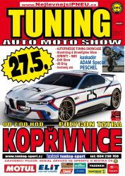 TUNING AUTO SHOW 27.5.2017