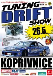Tuning drift show Kopřivnice polygon