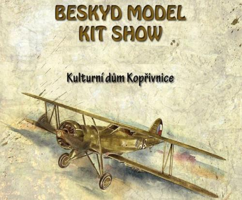 22. ročník BESKYD MODEL KIT SHOW 2018