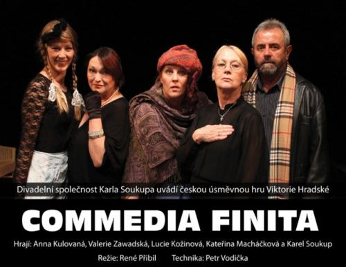 Finita Commedia