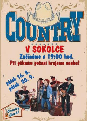Country v sokolce