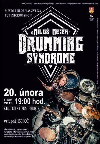 Miloš Meier - drumming syndrome