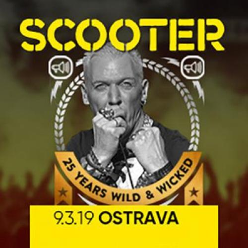 SCOOTER Tour 2019 - Ostrava