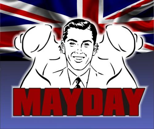 RAY COONEY - MAYDAY